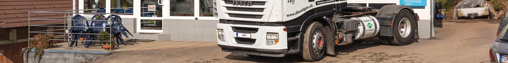 LPG do dieselových motorov